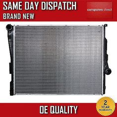 Bmw 3 #series e46, z4 e85 #automatic/manual radiator 1998 on 2 year #warranty *ne,  View more on the LINK: http://www.zeppy.io/product/gb/2/171880241267/