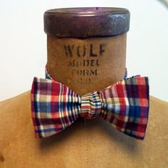 Mens / Boys  Bow Tie  Geek Chic Number 59   Cape by theHouseofLux, $37.00