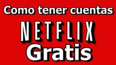 NETFLIX GRATIS - The Netflix Account if youre looking for a free account or you want to get Netflix or HD premium you are in the exact place