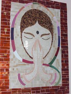 Mosaic Namaste