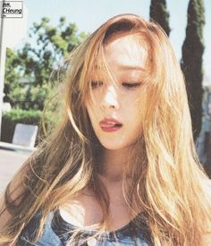 Hey I'm Jessica I'm Korean American 19 years old and my animal is a Fennec Fox um I'm kind of shy and serious at first hence my nickname Ice Princess but I'm really nice and I love fashion Jessica Jung, Jessica & Krystal, Krystal Jung, Sooyoung, Yoona, Snsd, Korean Girl, Asian Girl, Korean American