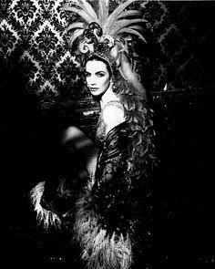 Annie Lennox taken by fashion photographer Satoshi Saikusa, 1991