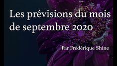 Voici les prévisions, les énergies pour le mois de septembre 2020, accro... Voici, Tv, Its Okay, Astrology, Projects, Television Set, Television, Tvs
