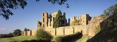 English Heritage: Kenilworth Castle and Elizabethan Garden Tudor History, British History, Kenilworth Castle, Visit Uk, Castles In England, English Castles, English Heritage, West Midlands, Historical Sites