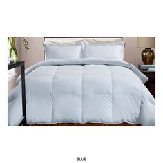 Royal Luxe Oversized 1000 Thread Count Cotton Rich Down-Alternative Comforter - Assorted Colors at 60% Savings off Retail!