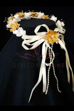 Crown for flower girl - JCR0025