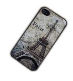 Eiffel Tower Paris Case Cover for Iphone 4