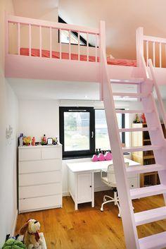Kinderkamer Diy Crafts For Kids, Loft, Bed, Modern, Furniture, Paper Crafts, Home Decor, Trendy Tree, Decoration Home