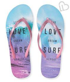 3dad7a499ac1 53 Best Flip flops images