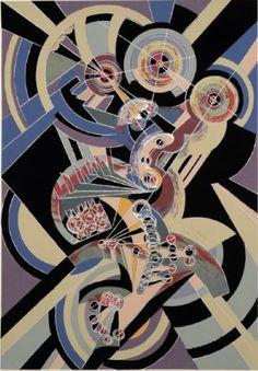 By Umberto Mastroianni (1910-1998), Composizione (Composition), Serigraph. (I)