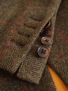 Never Enough Tweed !