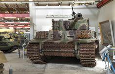German Tank Museum, Tiger 1   by StudioMde