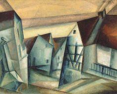 Lyonel Feininger, Mellingen V
