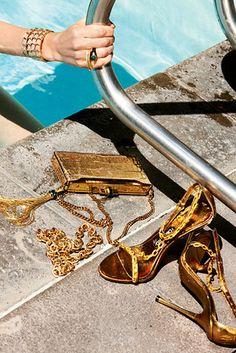Solar Flair: Summer Accessories - WSJ.com