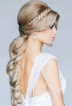 Bridal Hairstyles: the coolest looks