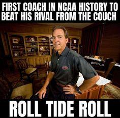 Roll Tide Football, Sec Football, Crimson Tide Football, Football Program, Football Season, Alabama Football Funny, Nick Saban, University Of Alabama, Alabama Crimson Tide