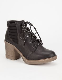 DIRTY LAUNDRY Rockstar Womens Boots