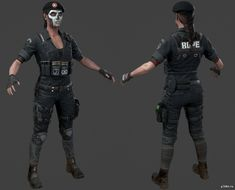 DeviantArt is the world's largest online social community for artists and art enthusiasts, allowing people to connect through the creation and sharing of art. Rainbow Six Siege Art, Rainbow 6 Seige, Tom Clancy's Rainbow Six, Zbrush, Caveira Rainbow Six Siege, America's Army, 3d Model Character, Character Modeling, Valkyria Chronicles