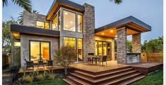 fachadas de casas bonitas por fuera