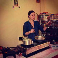 Cooking classes in #Arambol #beach, #Goa, #India. - @travelfrogmd- #webstagram
