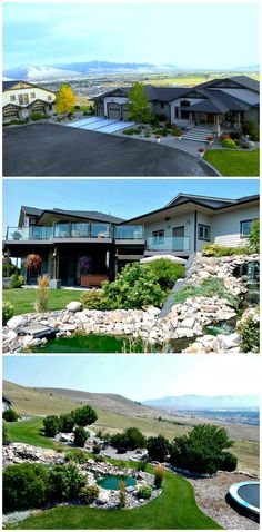 4601 Goodan Lane // This incredible home offers panoramic views of the entire valley including the best sunsets and storm watches around. // #MontanaRealEstate #MissoulaRealEstate