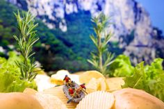 Rafting on Chip Potatoes by William Kass, via 500px