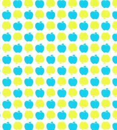 Little Star Apples 10203 bij Behangwebshop