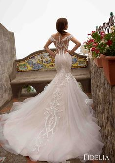 307 Best Oksana Mukha Images In 2020 Wedding Dresses Bridal