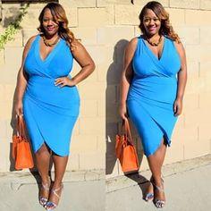 Instagram Foto von mskristine - Blauer Himmel heute, diese aqua blauen Kleid vonstyleeraboutique entsprechen