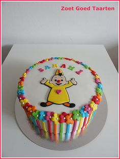 bumba taart Dora Diego, Baby Birthday Cakes, Cupcakes, No Bake Cake, Biscuits, Cake Decorating, Birthdays, Baking, Party