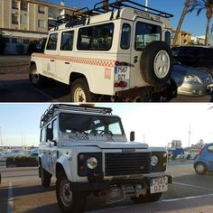 Epic land rover goodness spotted on holibobs in Caleta de Velez #caletadevelez #landroverdefender #defender #landrover #4x4 #spain #españa #andalucia by dragonbirdydale Epic land rover goodness spotted on holibobs in Caleta de Velez #caletadevelez #landroverdefender #defender #landrover #4x4 #spain #españa #andalucia