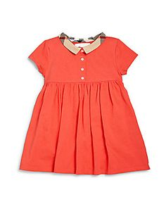 Baby Obliging Burberry Baby Girl Dress 18 Months
