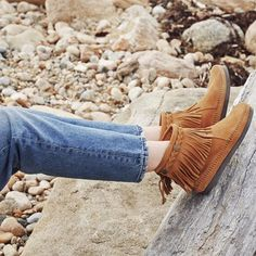 All day comfort and style. #MyMinnetonka
