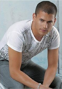 ♥ Wentworth Miller as Nox in Willing Captive