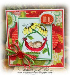 Handmade-Hedgehog-Holiday-Friendship-Love-Birthday-Card