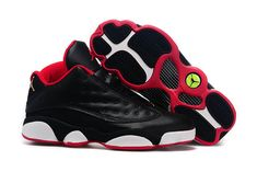 outlet store 07fe8 69d57 Cheap Wholesale Womens Air Jordan 13 Retro Low Black Red White - China Wholesale  Nike Shoes,Cheap Nike Air Max Shoes,Nike VaporMax Wholesale From China ...