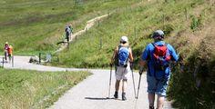 Auf ins Grüne! - Wandern - Wer wandert, tut Körper und Geist einen großen Gefallen. Die TK weiß, worauf der Wanderer stets ein Auge haben sollte.
