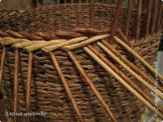 Поделка изделие Декупаж Плетение Опять нужные нужности Мини- МК ножек Клей Салфетки Трубочки бумажные фото 8