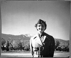 [Virginia Miller in mountains, 1944] :: Women Veterans Historical Project