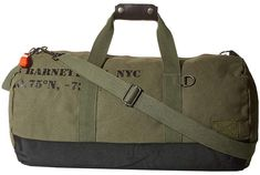 Steve Madden Canvas Duffle Duffel Bags