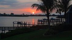 Intracoastal waterway Venice, FL