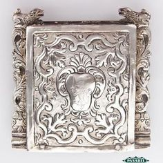 Pasarel - Islamic Middle Eastern Silver Scroll / Amulet