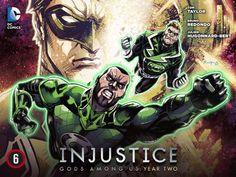Injustice: Gods Among Us YEAR #2 - Episode 6  #Injustice #batman #superman #wonderwoman #injusticeyear2 #motionbooks #madefire