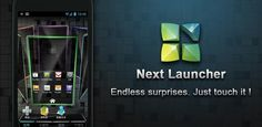 Next Launcher 3D v1.13.1 APK ~ All Mobile Application
