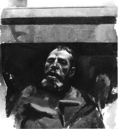 Hirshhorn Museum, Sleeping Women, Oil On Canvas, Sculpture Garden, Portrait, Drawings, Spirit, Collections, Painting