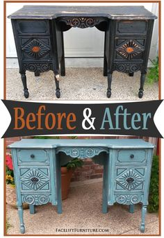 193 Best Painted & Glazed Furniture Before & After images ...