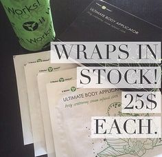 http://It Works! Health and Wellness! Tighten Tone and Firm in as little as 45 minutes! lasting results! All natural botanicals and herbs, no gmos!