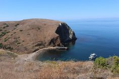 Day Trip to Channel Islands National Park: Santa Cruz Island   Getaway Compass Santa Cruz Island, Channel Islands National Park, The Perfect Getaway, Day Trip, Compass, National Parks, Places, Office Desk, Water