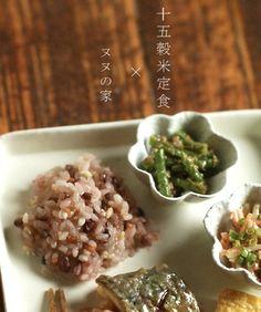 *十五穀米* - *Nunu's HouseのミニチュアBlog*           1/12サイズのミニチュアの食べ物、雑貨などの制作blogです。