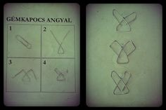 paperclip angels from me with tutorial